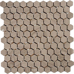Мозаика  MN162HLA 25x25 hexagon/300х300 - 0.99